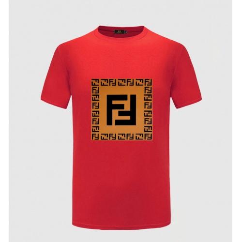 Fendi T-Shirts Short Sleeved For Men #855278