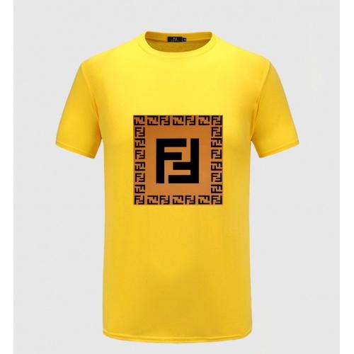 Fendi T-Shirts Short Sleeved For Men #855282