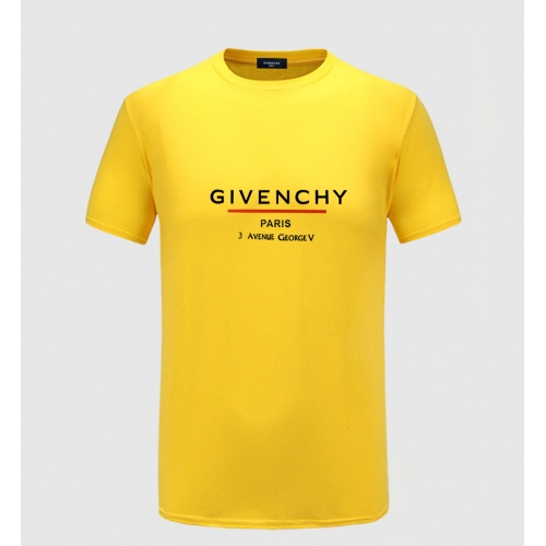 Givenchy T-Shirts Short Sleeved For Men #855319