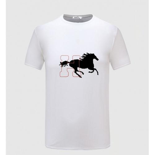 Hermes T-Shirts Short Sleeved For Men #855351