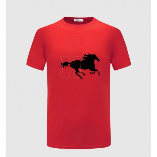 Hermes T-Shirts Short Sleeved For Men #855356
