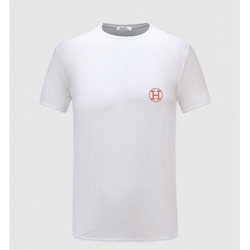 Hermes T-Shirts Short Sleeved For Men #855358