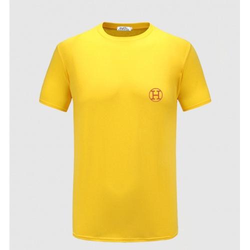 Hermes T-Shirts Short Sleeved For Men #855359