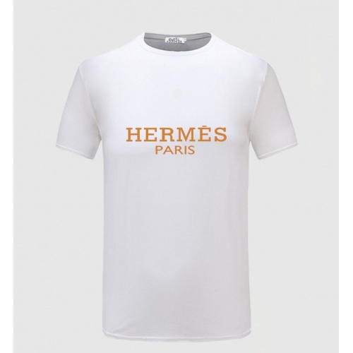 Hermes T-Shirts Short Sleeved For Men #855365
