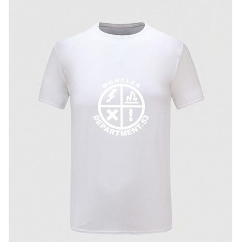Moncler T-Shirts Short Sleeved For Men #855400
