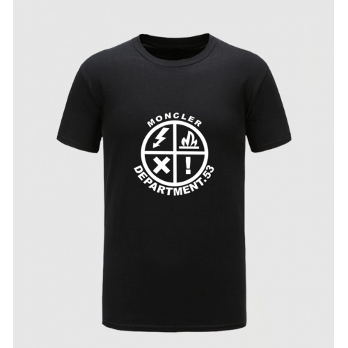 Moncler T-Shirts Short Sleeved For Men #855402