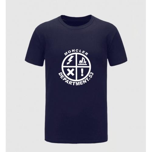 Moncler T-Shirts Short Sleeved For Men #855403
