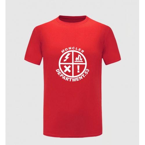 Moncler T-Shirts Short Sleeved For Men #855405