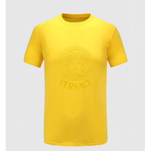 Versace T-Shirts Short Sleeved For Men #855408 $27.00, Wholesale Replica Versace T-Shirts