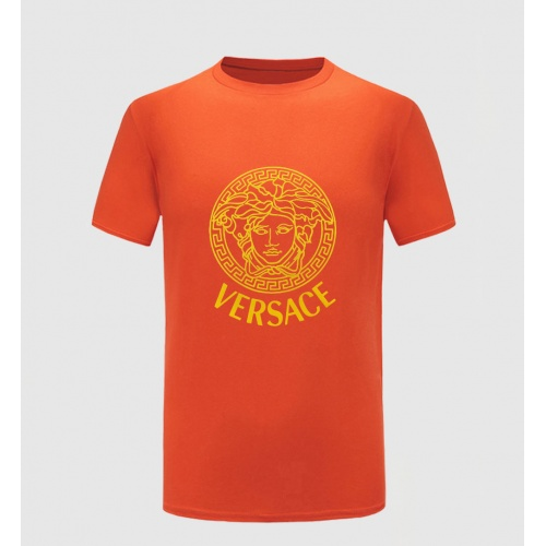 Versace T-Shirts Short Sleeved For Men #855411 $27.00, Wholesale Replica Versace T-Shirts