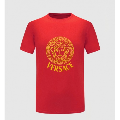 Versace T-Shirts Short Sleeved For Men #855412 $27.00, Wholesale Replica Versace T-Shirts
