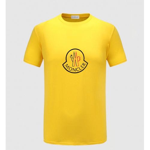 Moncler T-Shirts Short Sleeved For Men #855429