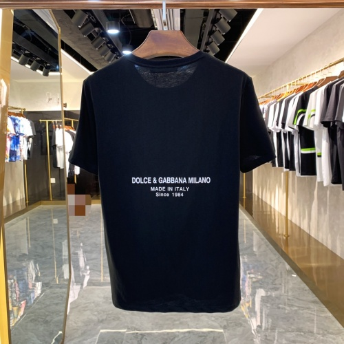 Replica Dolce & Gabbana D&G T-Shirts Short Sleeved For Men #855447 $41.00 USD for Wholesale