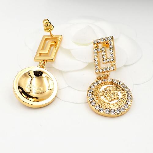 Replica Versace Earrings For Women #855489 $32.00 USD for Wholesale