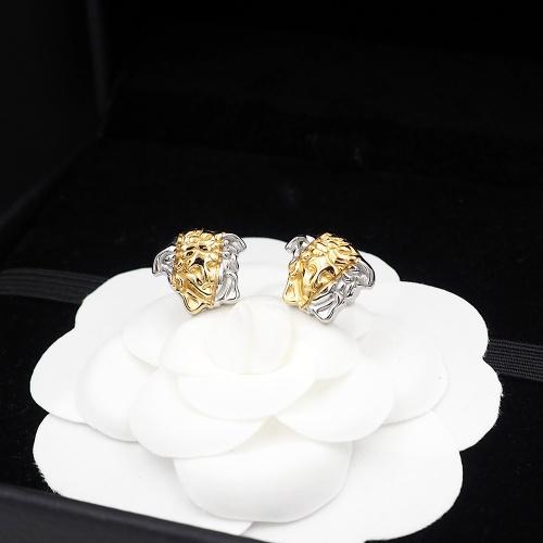 Replica Versace Earrings For Women #855504 $25.00 USD for Wholesale
