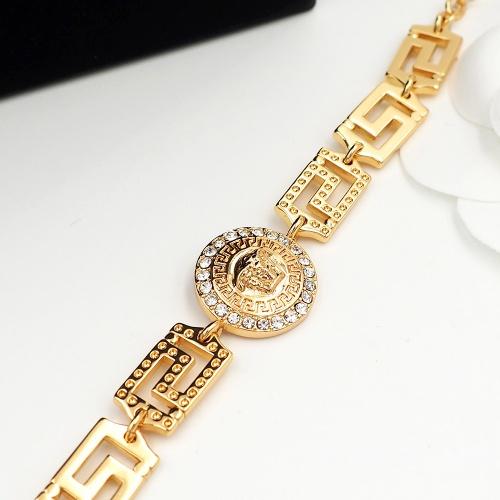 Replica Versace Bracelet For Women #855507 $35.00 USD for Wholesale