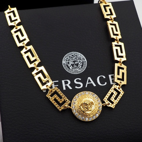 Versace Necklace For Women #855514 $40.00 USD, Wholesale Replica Versace Necklace