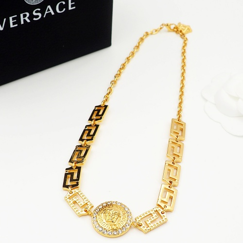 Replica Versace Necklace For Women #855514 $40.00 USD for Wholesale