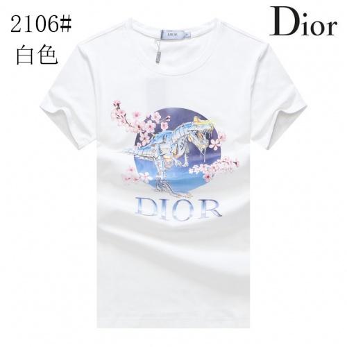 Christian Dior T-Shirts Short Sleeved For Men #855546