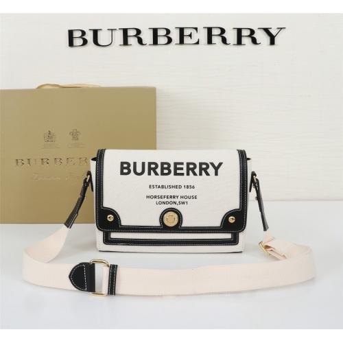 Burberry AAA Messenger Bags For Women #855557