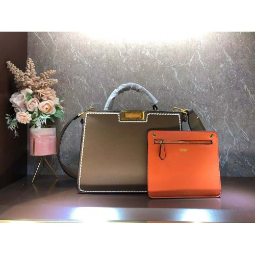 Fendi AAA Quality Handbags For Women #855568