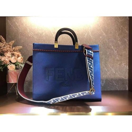 Fendi AAA Quality Handbags For Women #855575