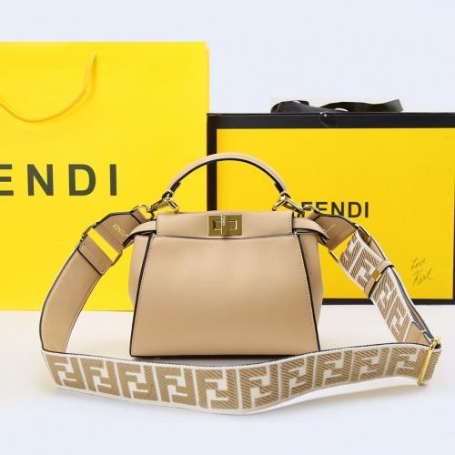 Fendi AAA Messenger Bags For Women #855581