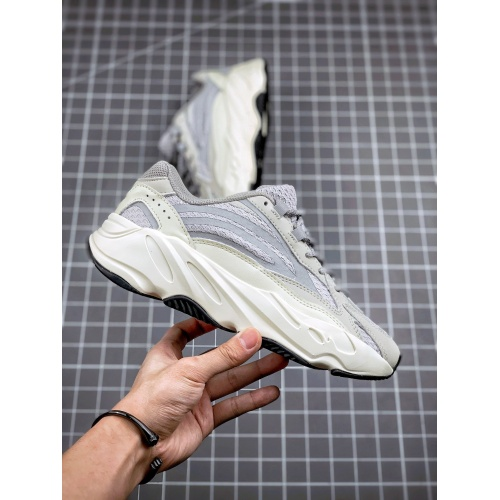 Replica Adidas Yeezy Shoes For Men #855591 $140.00 USD for Wholesale