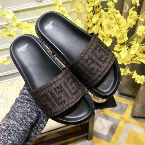 Fendi Slippers For Men #855601