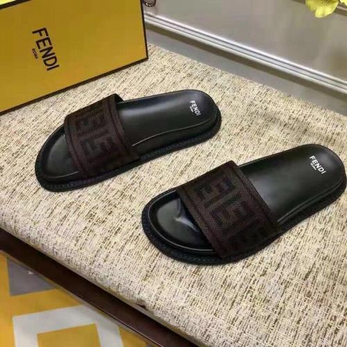 Fendi Slippers For Women #855604