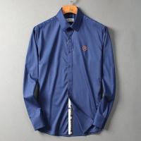 $42.00 USD Hermes Shirts Long Sleeved For Men #842486