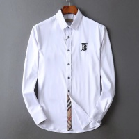 $42.00 USD Burberry Shirts Long Sleeved For Men #842507
