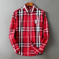 $42.00 USD Burberry Shirts Long Sleeved For Men #842510