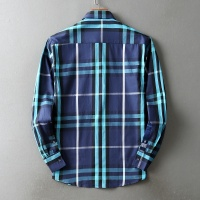 $42.00 USD Burberry Shirts Long Sleeved For Men #842511