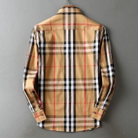 $42.00 USD Burberry Shirts Long Sleeved For Men #842512