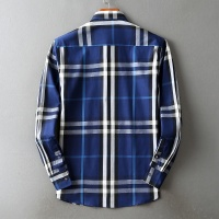 $42.00 USD Burberry Shirts Long Sleeved For Men #842513
