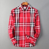 $42.00 USD Burberry Shirts Long Sleeved For Men #842521