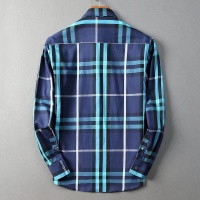 $42.00 USD Burberry Shirts Long Sleeved For Men #842522