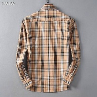 $42.00 USD Burberry Shirts Long Sleeved For Men #842525