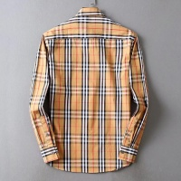 $42.00 USD Burberry Shirts Long Sleeved For Men #842526