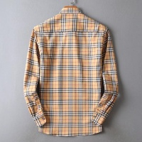 $42.00 USD Burberry Shirts Long Sleeved For Men #842527