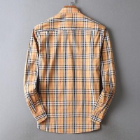 $42.00 USD Burberry Shirts Long Sleeved For Men #842532