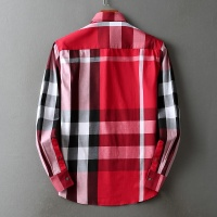 $42.00 USD Burberry Shirts Long Sleeved For Men #842534