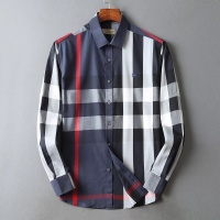 $42.00 USD Burberry Shirts Long Sleeved For Men #842541