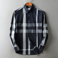 $42.00 USD Burberry Shirts Long Sleeved For Men #842544