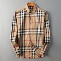 $42.00 USD Burberry Shirts Long Sleeved For Men #842549