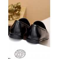 $80.00 USD Versace Leather Shoes For Men #842938
