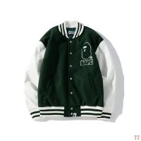 $82.00 USD Bape Jackets Long Sleeved For Men #843045