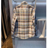 $72.00 USD Burberry Shirts Long Sleeved For Men #843841