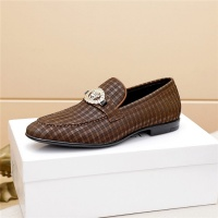 $80.00 USD Versace Leather Shoes For Men #844930